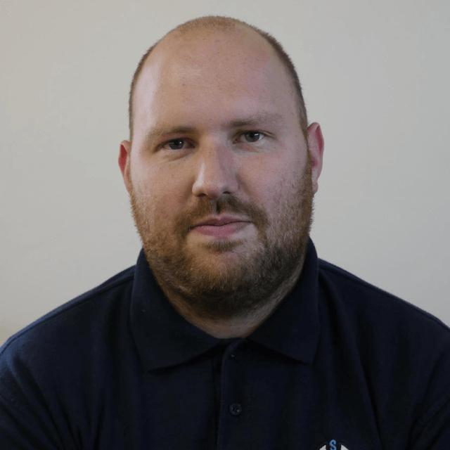 SMP Employee Chris o'Neill