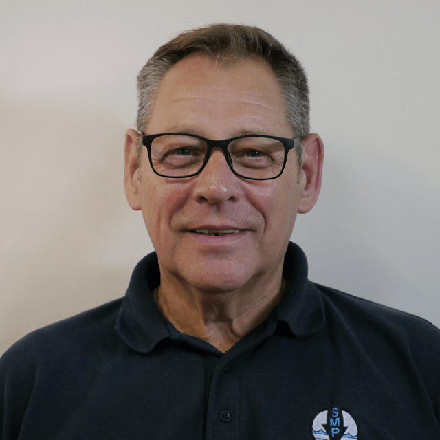 SMP employee Paul Eccles